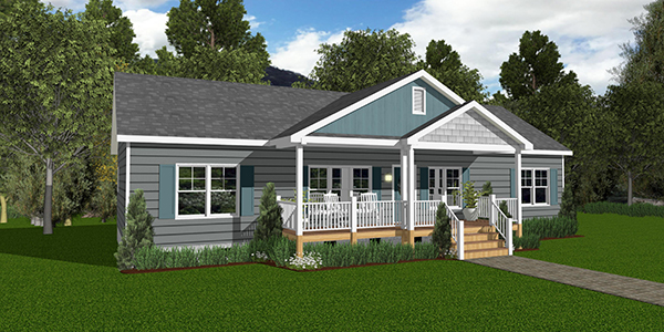Modular Homes in Hampstead NC, Modular Homes Jacksonville NC ... on 30 x 40 sq ft. house plan, 1800 sq ft ranch home plan, 1600 sq ft ranch home plan, hawaii cottage floor plan,